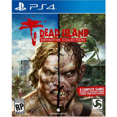 Dead Island. Definitive Collection [PS4]