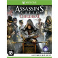 Assassin's Creed Синдикат.  (Syndicate) [Xbox One]