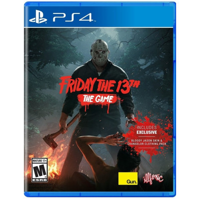 Friday the 13 The Game [PS4]