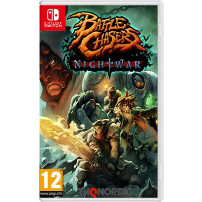 BattleChasers Night war [Switch]