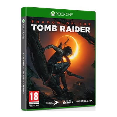 Shadow of the Tomb Raider [Xbox One, русская версия]
