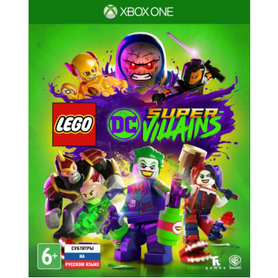 LEGO DC Super-Villains [Xbox One]